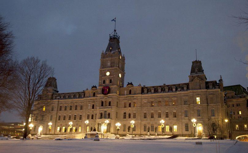 hotel du parlement
